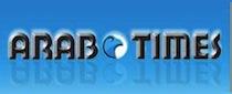 Arab Times logo