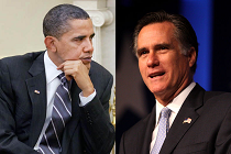 obama romney second debate