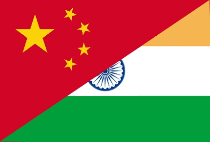 China's Foreign Minister visits India