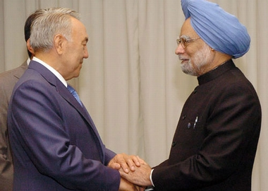 Visit of the Indian Prime Minister to Kazakhstan