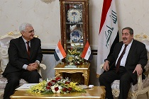 Khurshid in Iraq