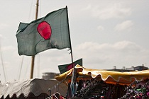 Bangladesh flag Mostaque Chowdhury flickr