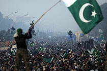 Pakistani-protests