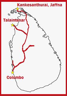 Yal devi railway_network