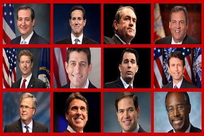 2016 Republican candidates
