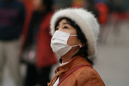 Air pollution in China- Nicolò Lazzati (Flickr)