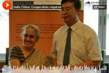 India China Podcast image