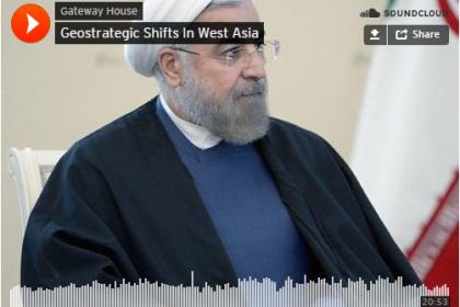 Geostrategic shifts in West Asia