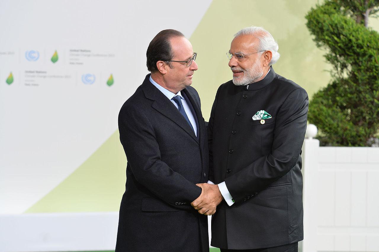 Modi_Hollande