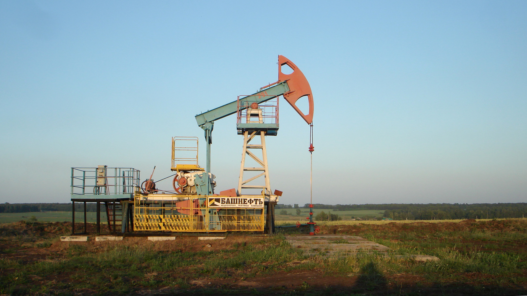 Oil_pump_Bashneft