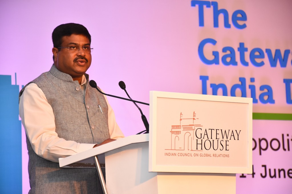 Power Dialogue - Keynote - Dharmendra Pradhan 02