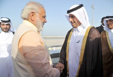 Telephonic Conversation between PM and Amir of the State of Qatar