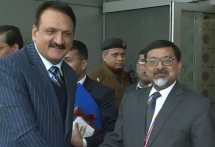 Nepal Foreign Minister in India