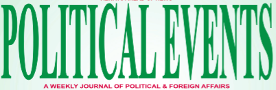 political events logo