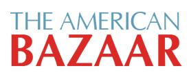The american bazaar