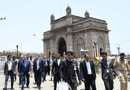 President of Cyprus, Nicos Anastasiades visit to India