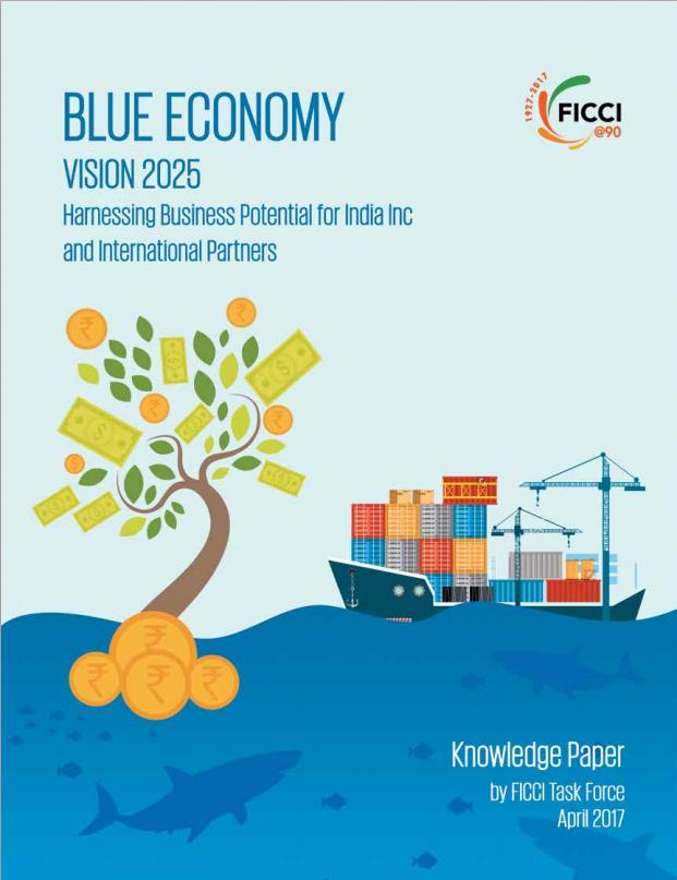 Blue Economy Cover