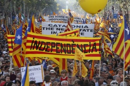 people-take-streets-banner-reading-independence-during-protest-greater-autonomy-catalonia