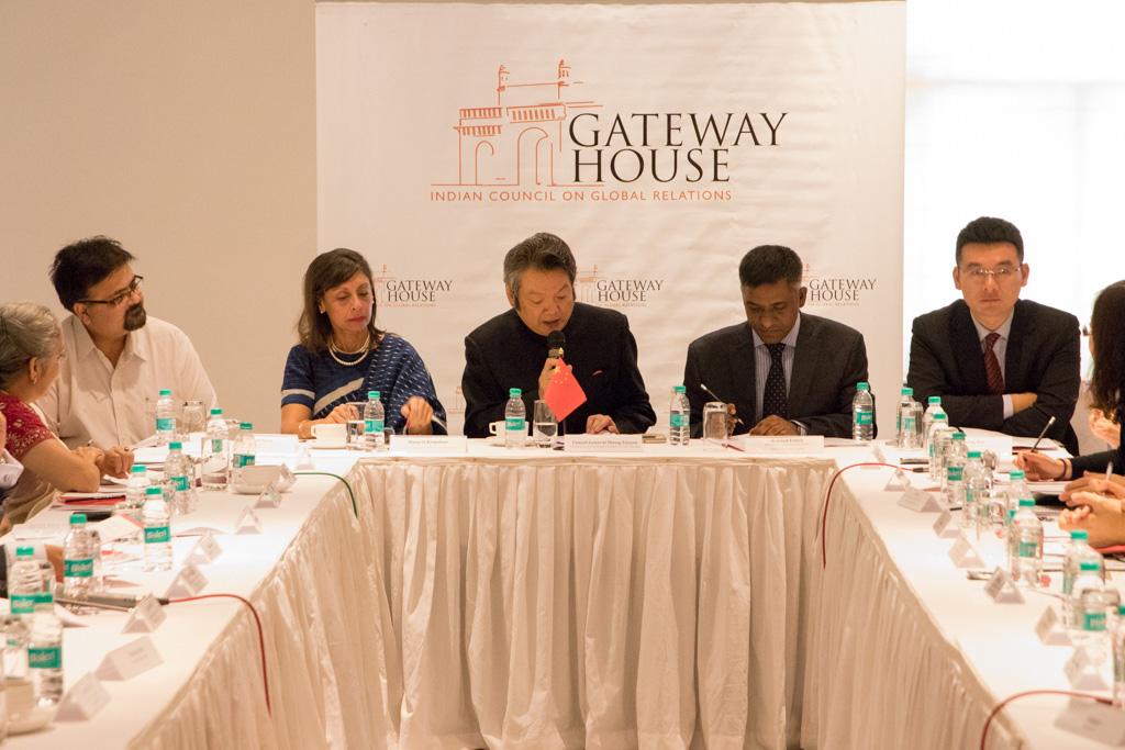 India-China Think Tank Forum 2016 - 8