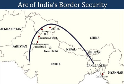 Sameer Patil-Arc of Border Security-May 11