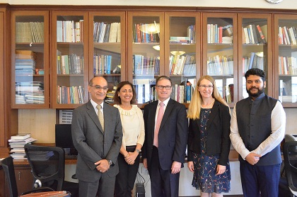 Visit by Australian Department of Foreign Affairs and Trade