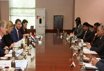 India-Netherlands Foreign Office Consultations