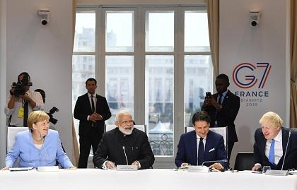 G7 Summit, France
