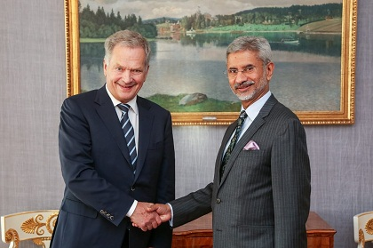 EAM visited Finland