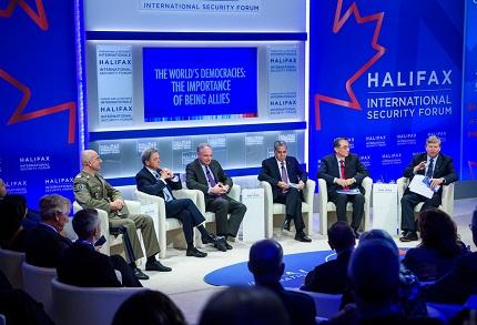 Halifax International Security Forum 2019, Canada