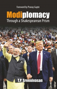 Modidiplomacy cover