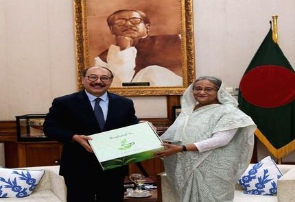 Foreign Secretary visits Bangladesh