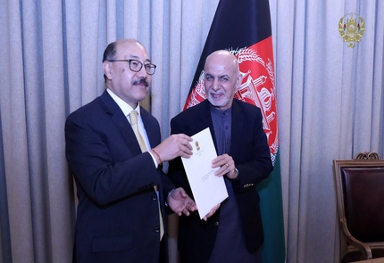 Foreign Secretary visits Afghanistan