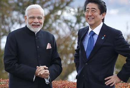 Conversation between PM & Prime Minister of Japan
