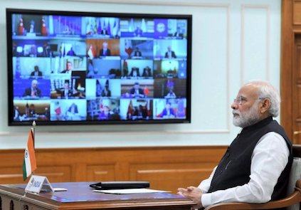 Virtual G20 Leaders' Summit