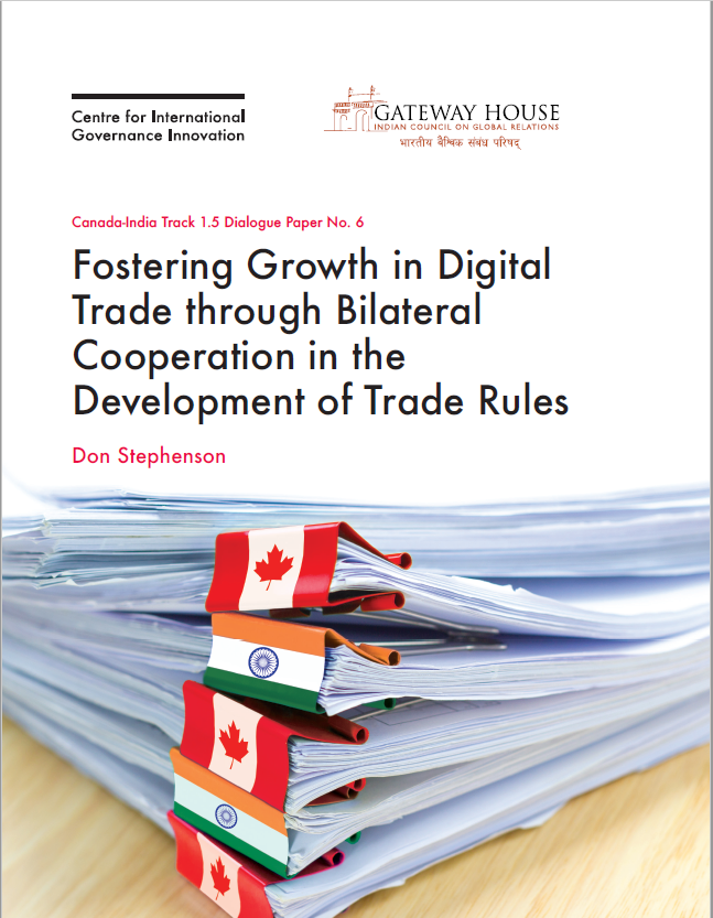 India-Canada Track 1.5_Fostering Growth in Digital Trade