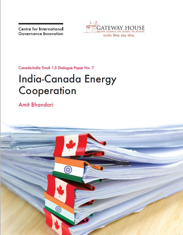 India-Canada Energy Cooperation