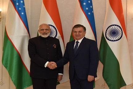 First Meeting, National Coordination Committee of India-Uzbekistan