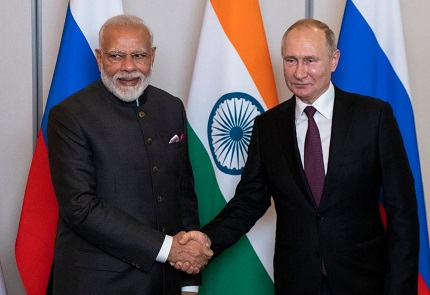 Conversation between Prime Minister and the President of Russian Federation