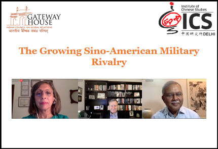 The Growing Sino-American Military Rivalry