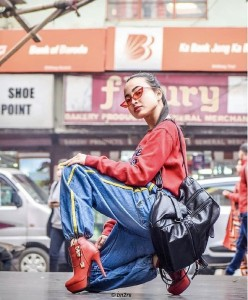 Youth from Northeast India take inspiration from Japanese street style Courtesy: Instagram   @shillongstreetstyle