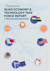 Quad Economy and Technology Task force report