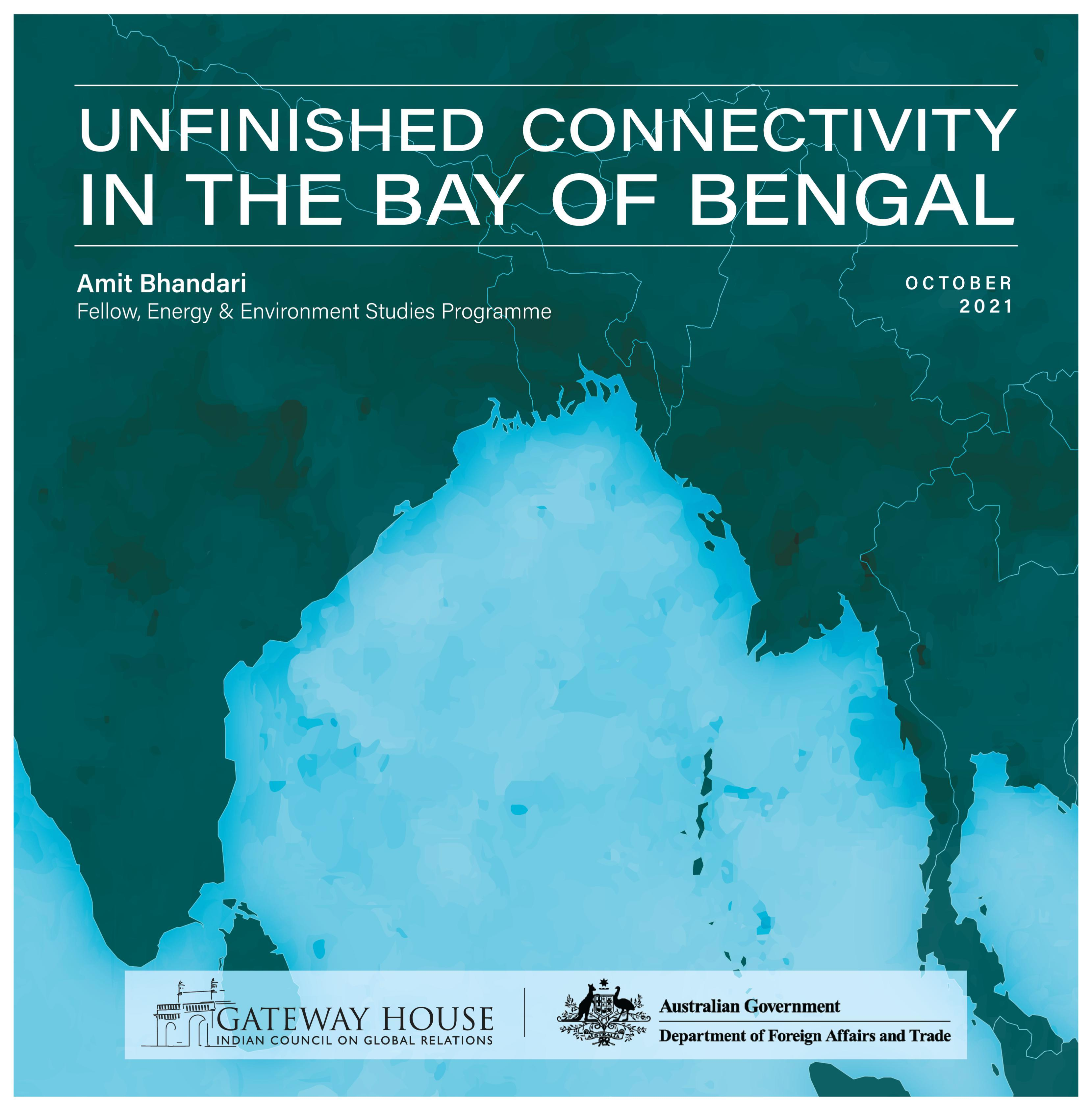 Unfinished Connectivity in the Bay of Bengal
